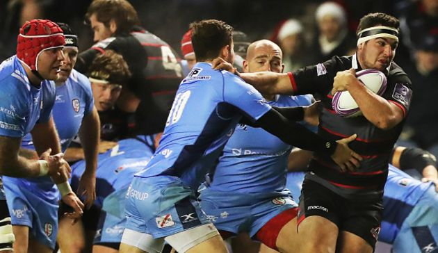 Sintesi: Edinburgh Rugby - London Irish