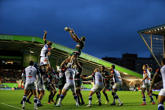 Sintesi: Leicester Tigers - Castres Olympique