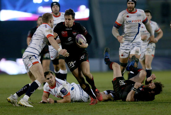 Sintesi: Sale Sharks - Lyon