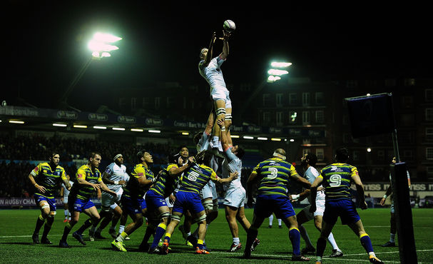 Sintesi: Cardiff Blues - Toulouse