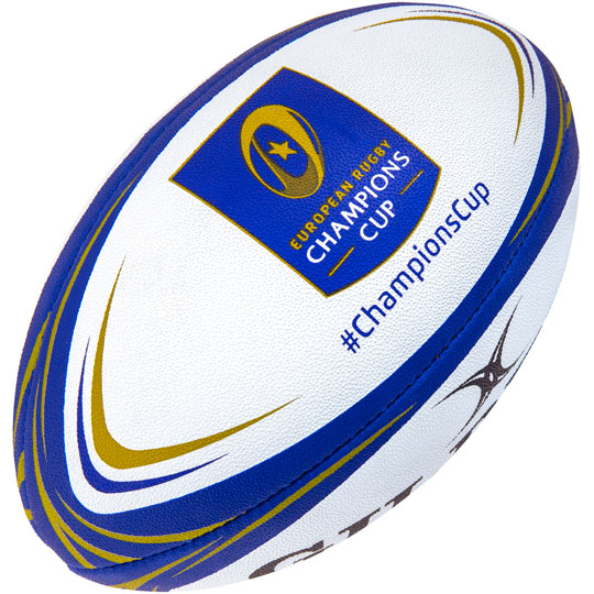 European Rugby Champions Cup - Ball - 2017-2018 (View 2)